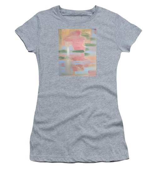 Bather Women's T-Shirt (Athletic Fit)
