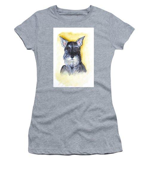 Batman Bouser Women's T-Shirt (Junior Cut) by Clyde J Kell