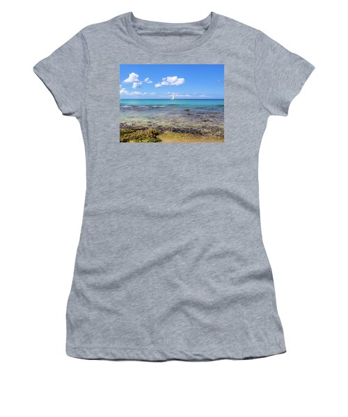 Bayahibe Coral Reef Women's T-Shirt