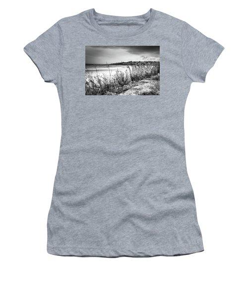 Beach In Ogunquit Women's T-Shirt