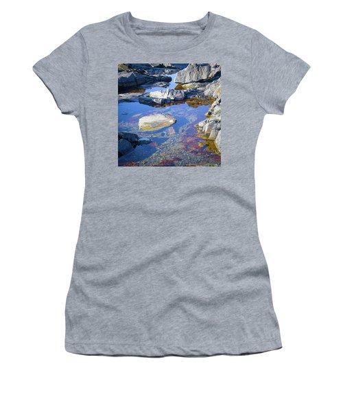 Beach Rocks Women's T-Shirt