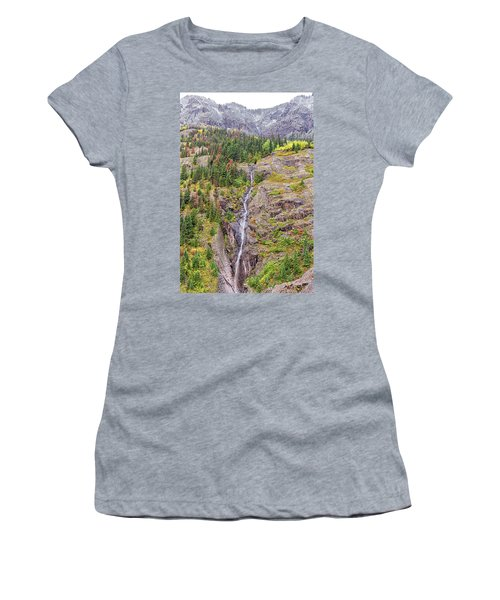 Bear Creek Falls Women's T-Shirt