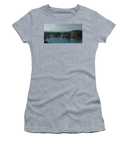 Beartooth Pond At 10,000 Feet Women's T-Shirt