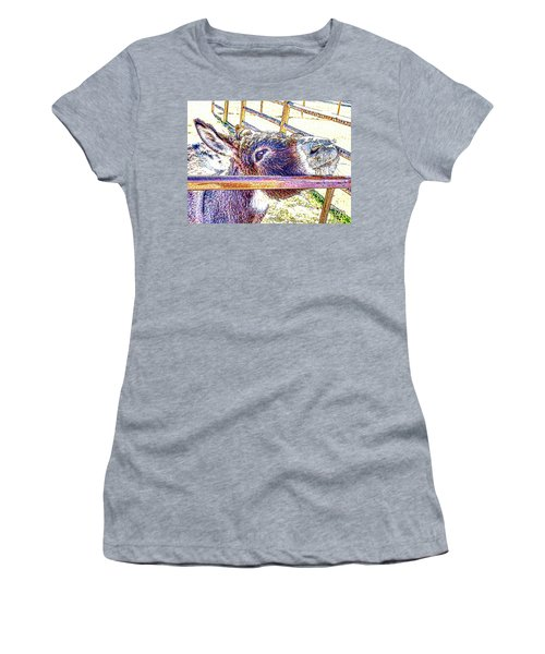 Begging For Attention Women's T-Shirt