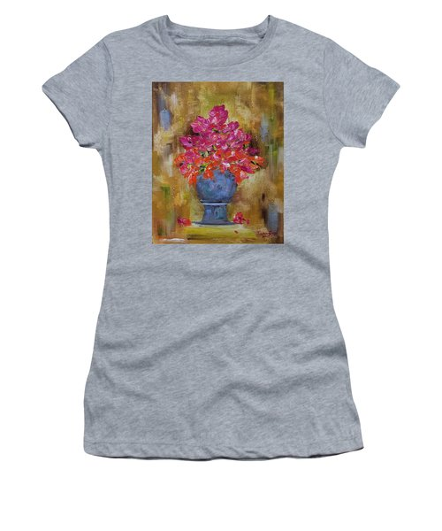 Begonia Justice Women's T-Shirt (Athletic Fit)