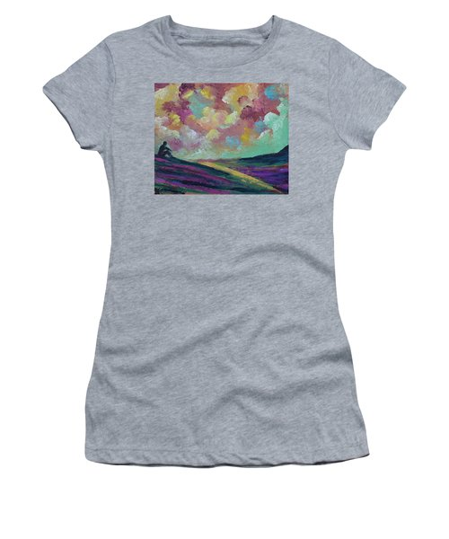 Being Women's T-Shirt (Athletic Fit)