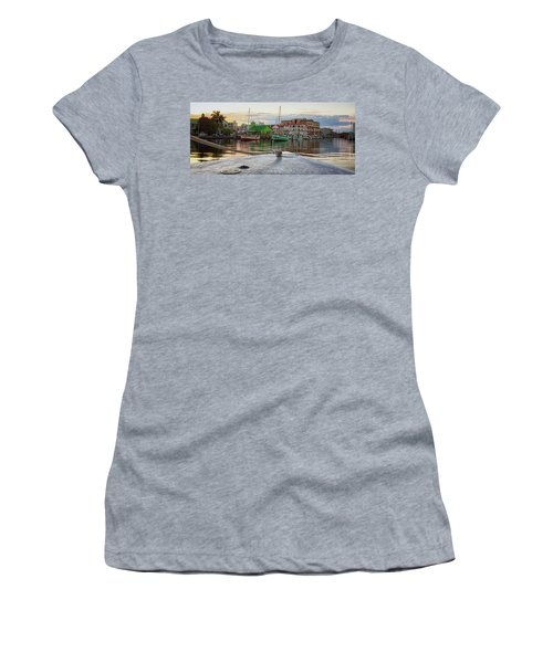 Belize City Harbor Women's T-Shirt
