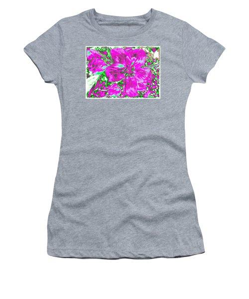 Bella Flora 2 Women's T-Shirt
