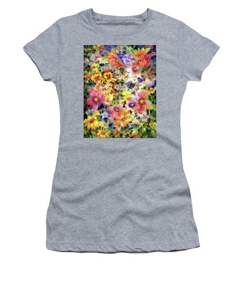 Belle Fleurs I Women's T-Shirt