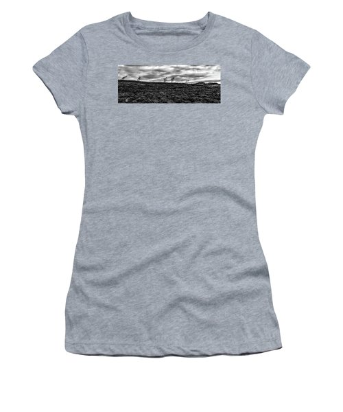 Bending To The Wind Women's T-Shirt