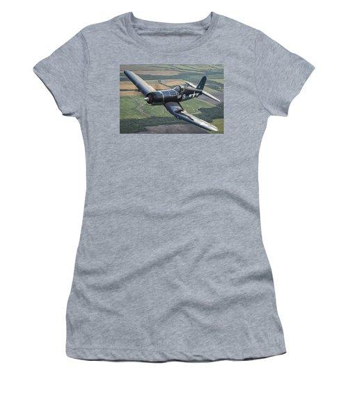 Bent Wing Bird Women's T-Shirt
