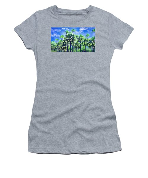 Beverly Hills Palms Women's T-Shirt