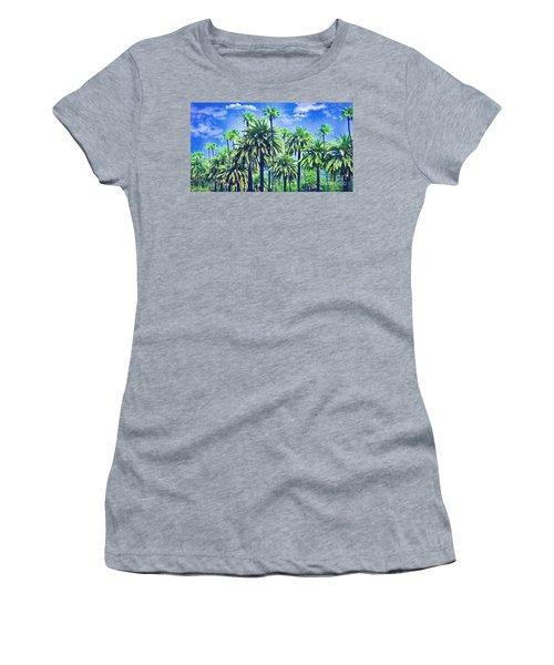 Beverly Hills Palms Women's T-Shirt