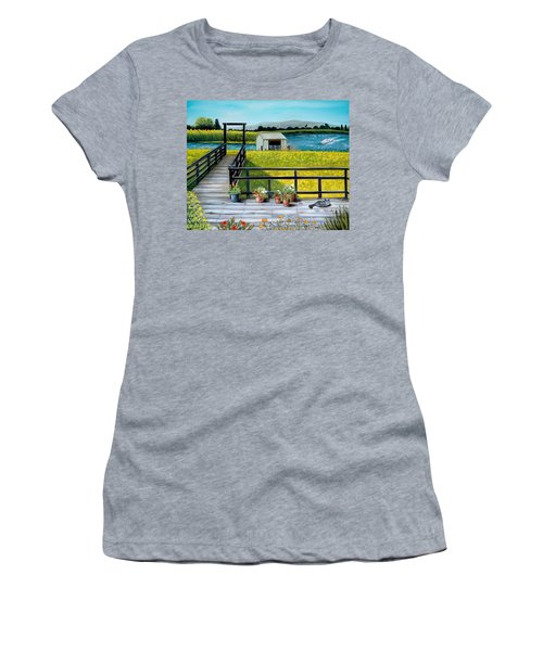 Beyond The Levee Women's T-Shirt