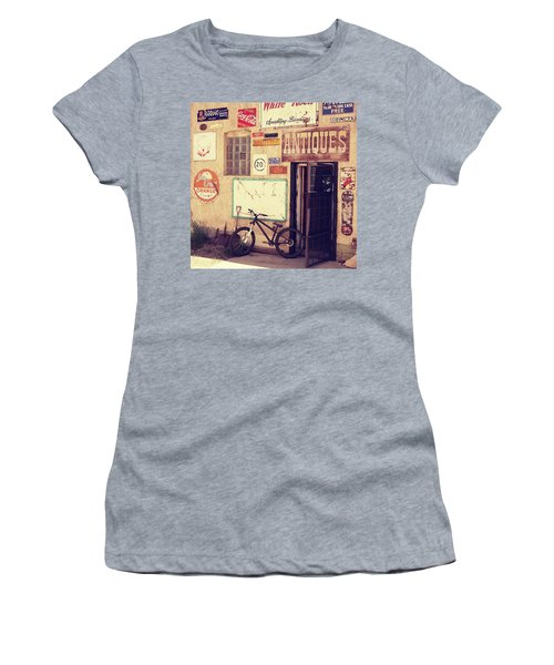 Bike Store Salida Colorado Women's T-Shirt (Athletic Fit)