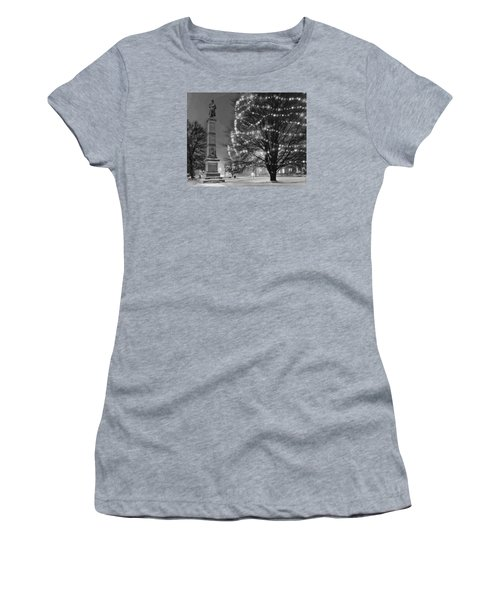 Billerica Common 004 Women's T-Shirt (Athletic Fit)
