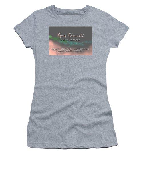 Biz Card Women's T-Shirt