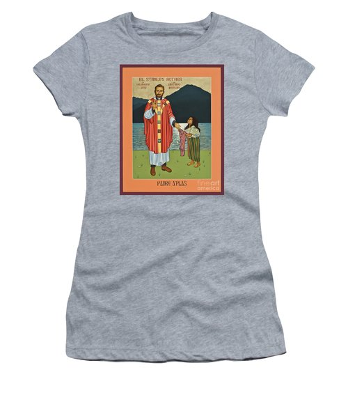 Bl. Stanley Rother - Lwsro Women's T-Shirt