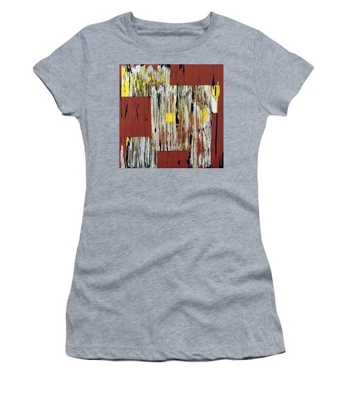 Block Dance Women's T-Shirt (Athletic Fit)