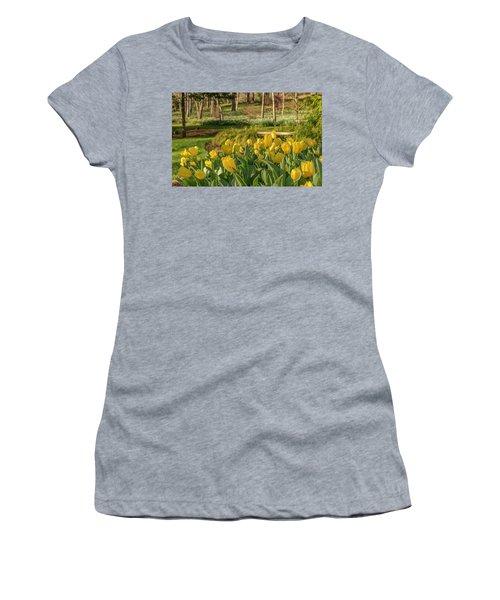 Bloomin Tulips Women's T-Shirt