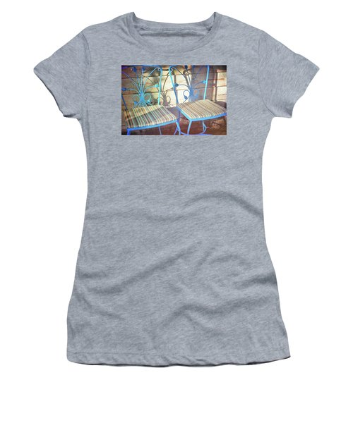 Blooming Seats Women's T-Shirt (Athletic Fit)