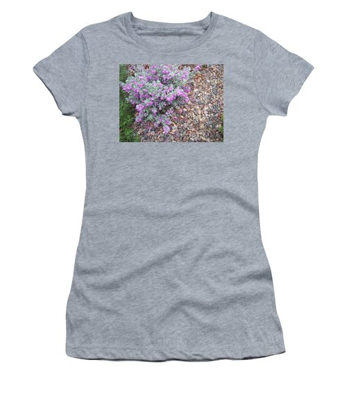 Blooms Women's T-Shirt (Athletic Fit)