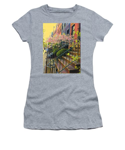 Blooms Of New York Women's T-Shirt