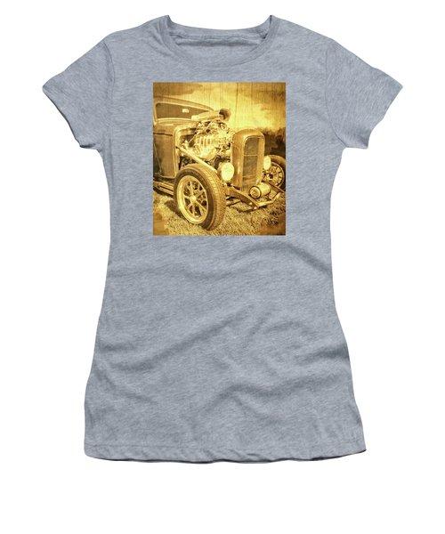 Blown Women's T-Shirt