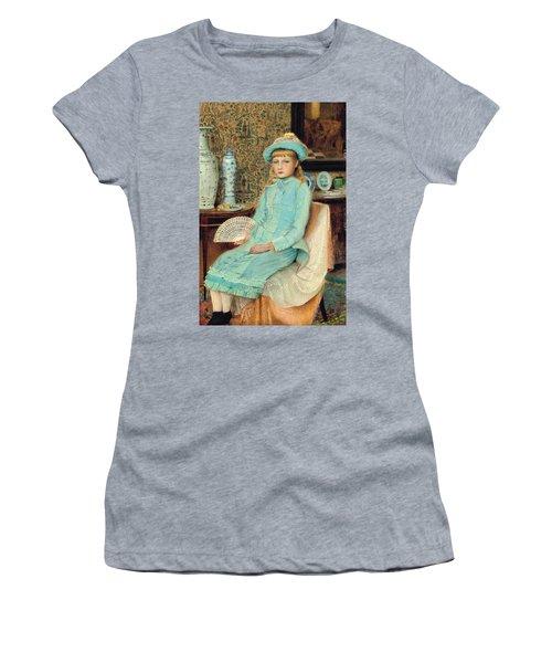 Blue Belle Women's T-Shirt
