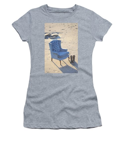 Blue Chair Women's T-Shirt