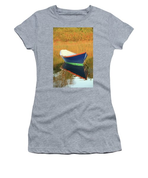 Blue Dory Women's T-Shirt (Athletic Fit)