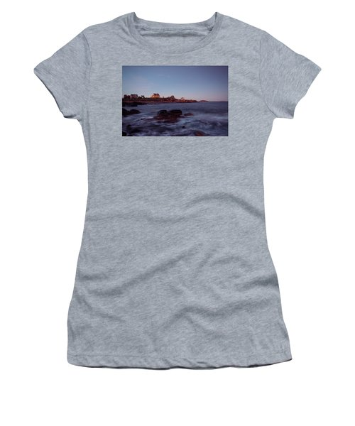 Blue Hour In Gloucester Women's T-Shirt
