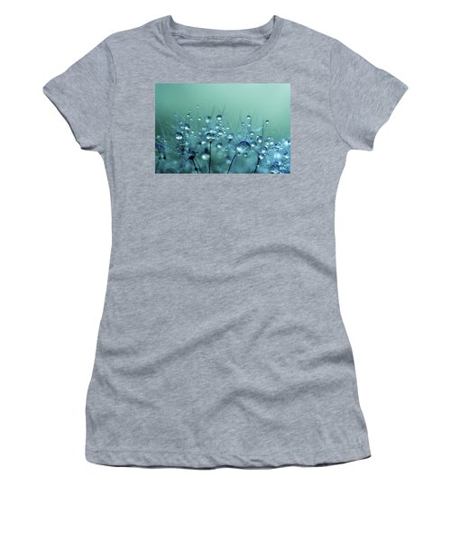 Blue Shower Women's T-Shirt