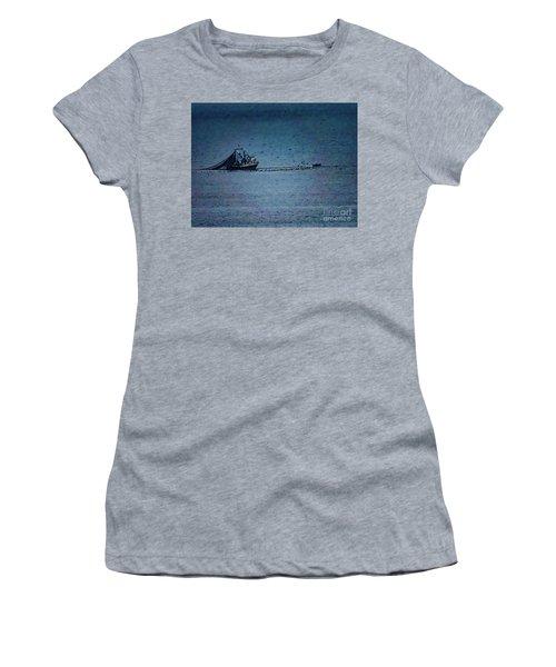 Blue Trawler 1 Women's T-Shirt