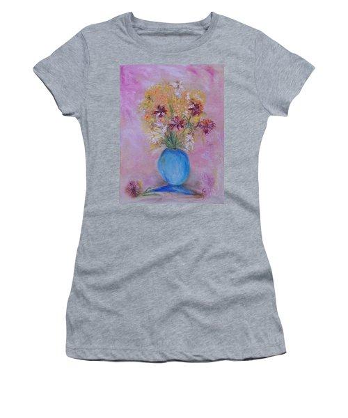 Blue Vase Women's T-Shirt
