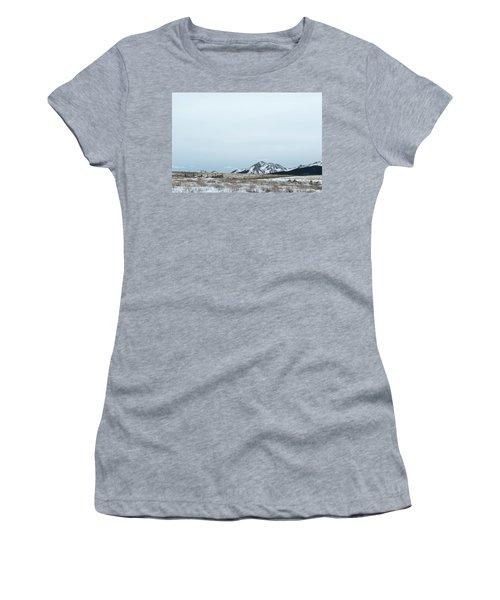 Blue Winter Women's T-Shirt