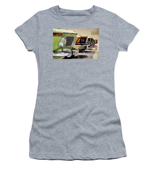 Bmw Evolution Women's T-Shirt (Athletic Fit)