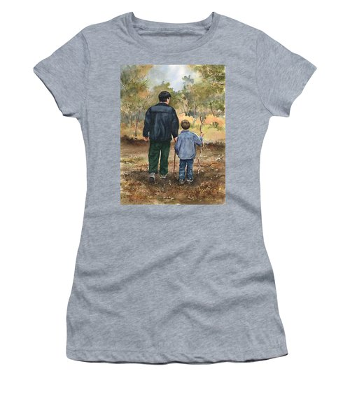 Bob And Alex Women's T-Shirt (Athletic Fit)