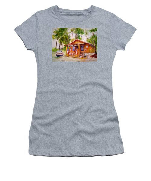 Bobs General Store Women's T-Shirt (Athletic Fit)