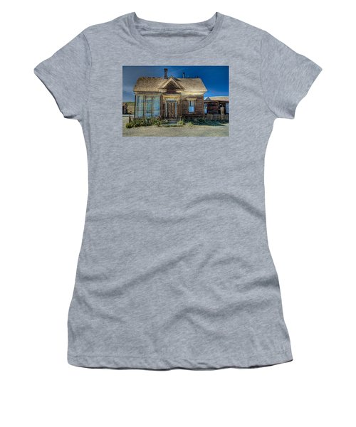 Bodie House Women's T-Shirt (Athletic Fit)