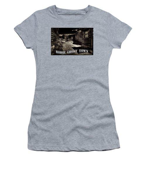 Bodie Side Street Women's T-Shirt