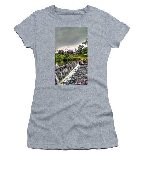 Boonton New Jersey Spillway Women's T-Shirt