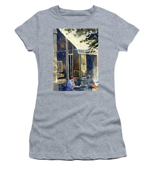 Boulangerie Du Monde, Cedarburg Women's T-Shirt (Athletic Fit)