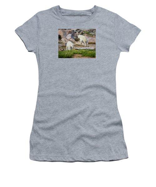 Bounder Women's T-Shirt (Junior Cut) by Jim Garrison