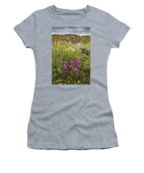 Women's T-Shirt (Junior Cut) featuring the photograph Bouquet by Peter Tellone