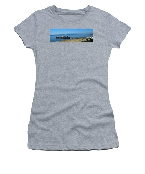 Bournemouth Pier Dorset - May 2010 Women's T-Shirt (Athletic Fit)