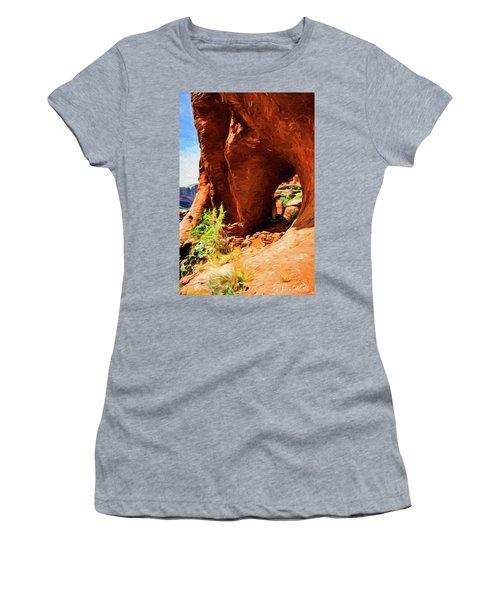 Boynton Canyon 04-644 Women's T-Shirt