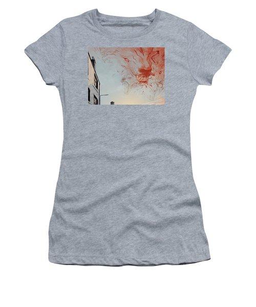 B.p.r.d. Women's T-Shirt (Athletic Fit)