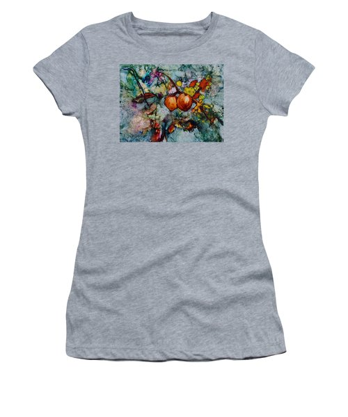 Branches Of Fruit Women's T-Shirt (Junior Cut) by Joanne Smoley