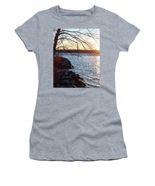 Late-summer Riverbank Women's T-Shirt